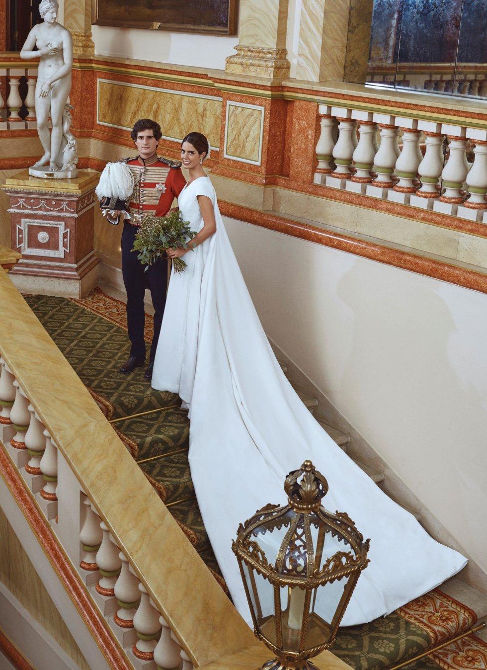 LE NOZZE DEL FUTURO DUCA D'ALBA – Croce Reale