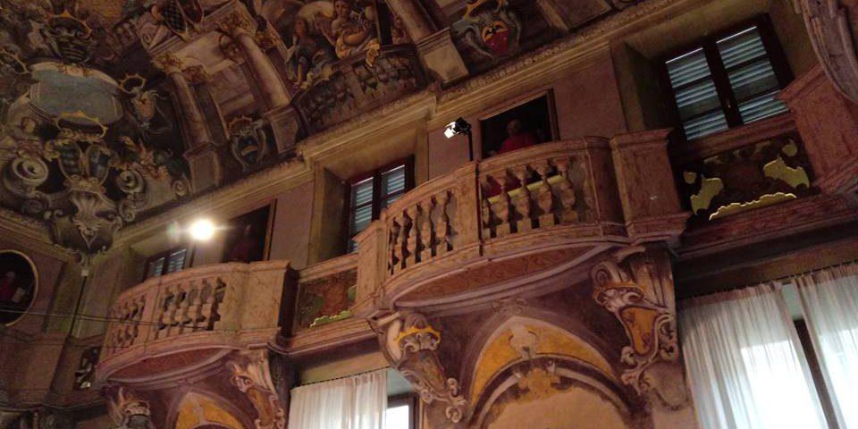 Collegio dei Nobili San Carlo (Modena) – Croce Reale