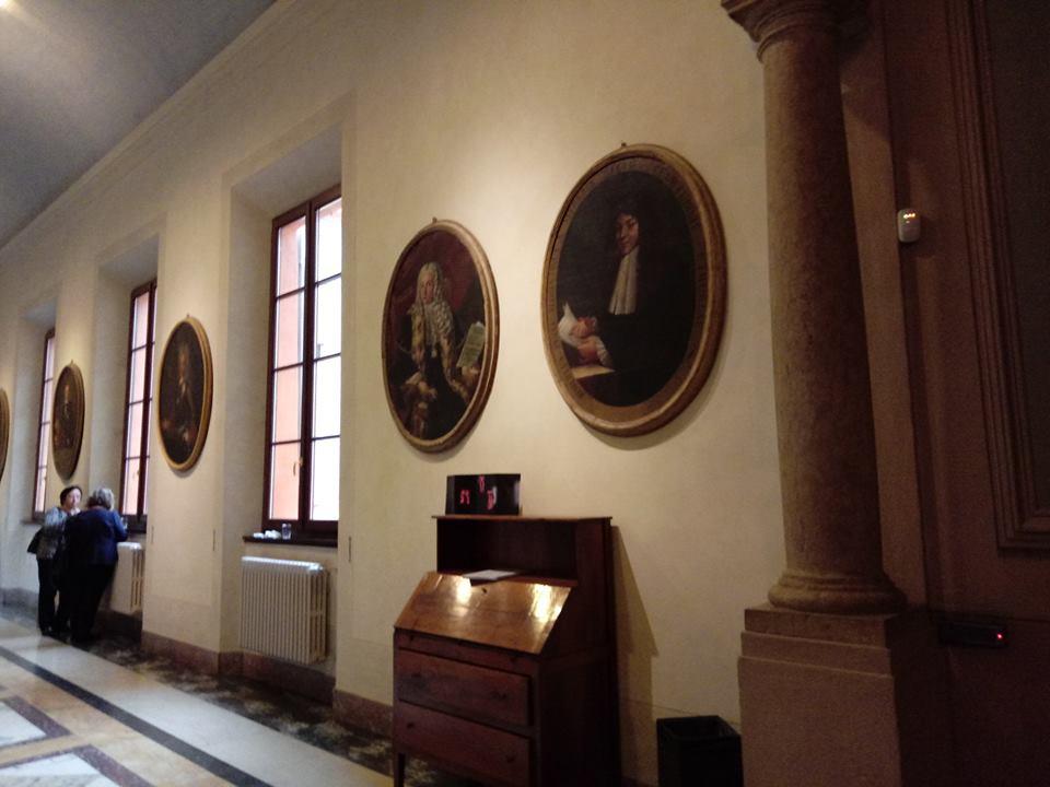 Collegio dei Nobili San Carlo (Modena) • Croce Reale